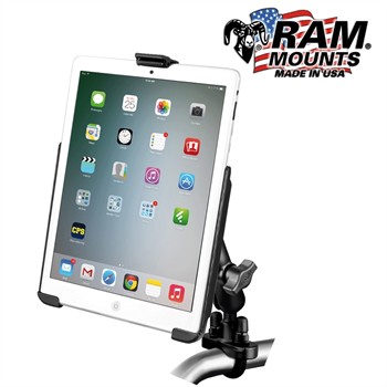 RAM MOUNT Apple iPad Mini Rohrhalterungs Set