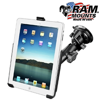 RAM MOUNT Apple iPad Saugnapfhalterungs Set