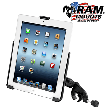 RAM MOUNT Apple iPad Steuerhornhalterungs Set