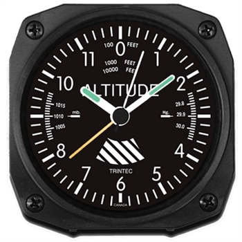 Desk Clock Altimeter