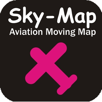 Sky-Map for Android, with ICAO Chart Germany and AIP