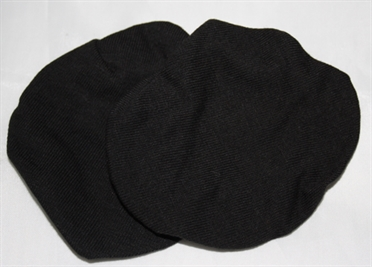 Ear seal covers, fabric