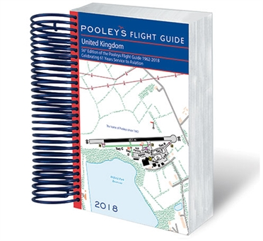 United Kingdom VFR Flight Guide 2018