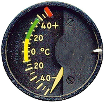 Carburetor Thermometer