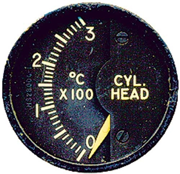 Cylinder Head Temperature Gauge