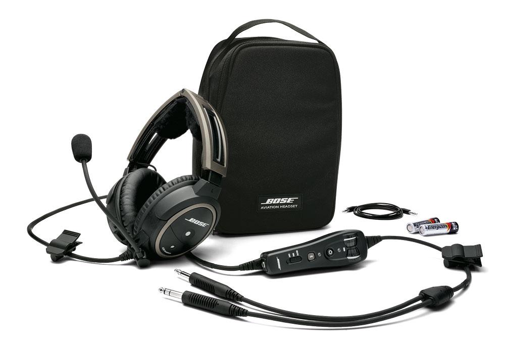 Luftfahrtkarten, Headsets, Flugfunk, Ram Mounts - Bose® A20 - GA ...