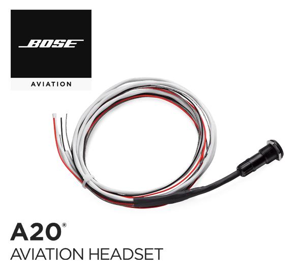 friebe luftfahrt-bedarf gps  headsets  funk  ausr u00fcstung f u00fcr piloten - bose a20