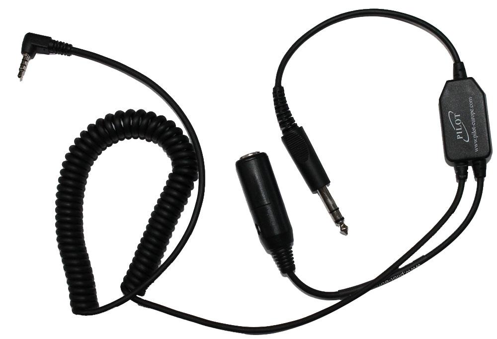 Smartphone-Headset Adapter