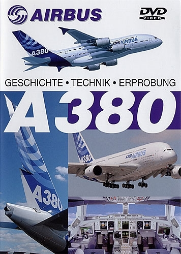 Airbus A 380 Vol. 1 - DVD