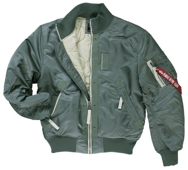 ALPHA Flight Jacket TOP GUN