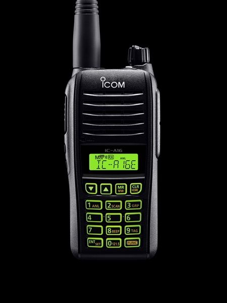 ICOM IC-A16E - Bluetooth Version