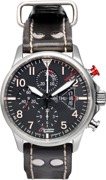 Junkers Chronograph Edition Eurofighter 3