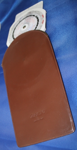 Leather case for Aviat 617