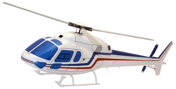 Modell Eurocopter AS355 Ecureuil II