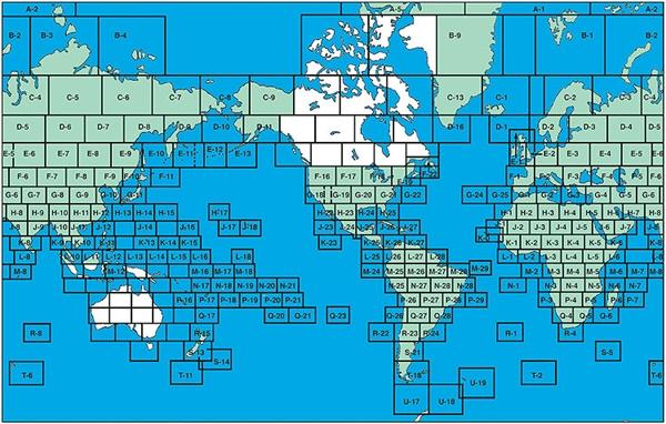 ONC-Karte