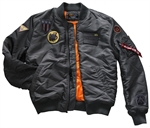 ALPHA Flight Jacket  MA-1 AIR FORCE