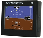 Dynon EFIS D2 Pocket Panel - Portable