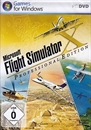 Flight Simulator X - Professional Edition, CD-ROM